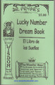 Dr. Pryor's Licky Number Dream Book