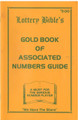 Lottery Bible Gold Book Of Assc. Numbers
