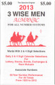 2014 3 Wise Men Associate Number Almanac