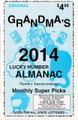 2014 Grandma's Almanac