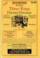 All New 2016 Three Kings Dream Book and Almanac