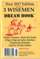 "NEW 2017 Edition 3 Wisemen Dream Book ""Back to it's Original Roots"""