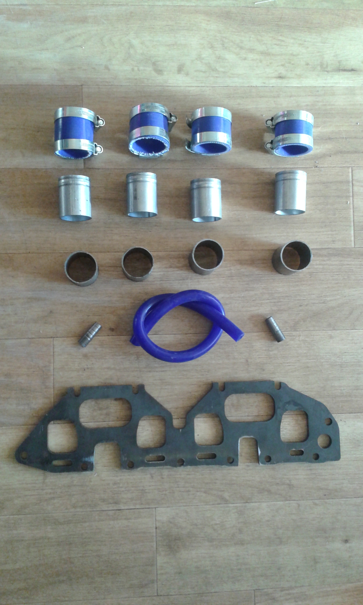 Inlet manifold kits for most popular engines