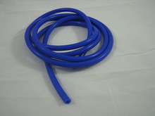 1xM 9.5mm BORE BLUE SINGLE PLY HOSE