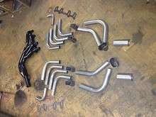 ROVER V8 DIY 421 EXHAUST MANIFOLD KIT TO SUIT KITCAR HOT ROD