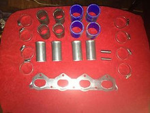38mm PEUGEOT 106 GTi BIKE CARB /THROTTLE BODY  INLET MANIFOLD KIT BASIC