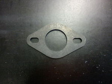 "2 PIN MULTI FIT 8mm THICK 2"" HOLE (50mm) MILD STEEL DIAMOND EXHAUST FLANGE"