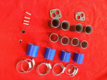 35mm RELIANT ROBIN 750cc BIKE CARB /THROTTLE BODY  INLET MANIFOLD KIT