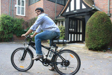 Gadget show hydrogen fuel cell bicycle hybrid