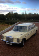 Mercedes W115 220D Langversion