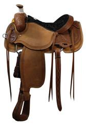 "16"" SH622 Showman Roping Saddle / Warranty"