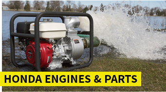 Shop Honda Small Engine and Small Engine Parts at DHS Equipment