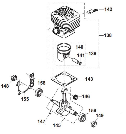 dr trimmer belt replacement diagram  dr  free engine image