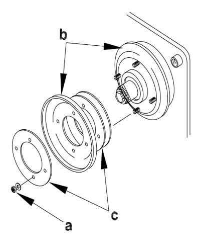 How To: Wacker Neuson WP1540 & WP1550 Drive Belt