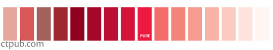 That doesn't look like a color wheel! For our monochromatic scheme, which  relies so heavily for its interest on including many varieties of one pure  color, ...