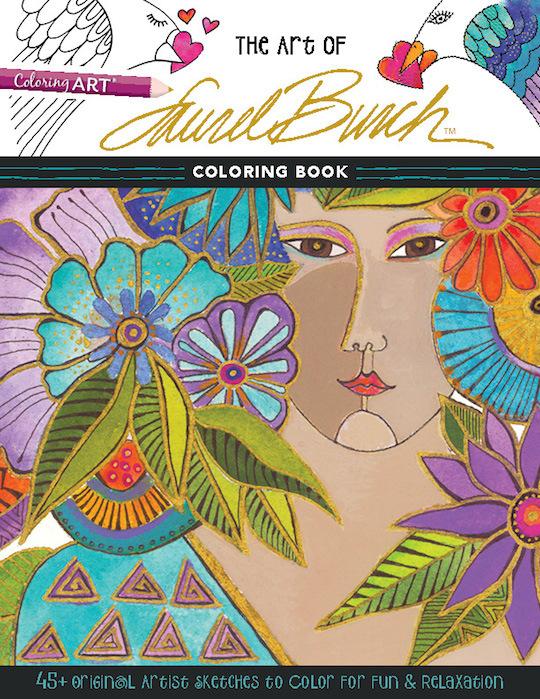Bring Laurel Burchs Artwork To Life