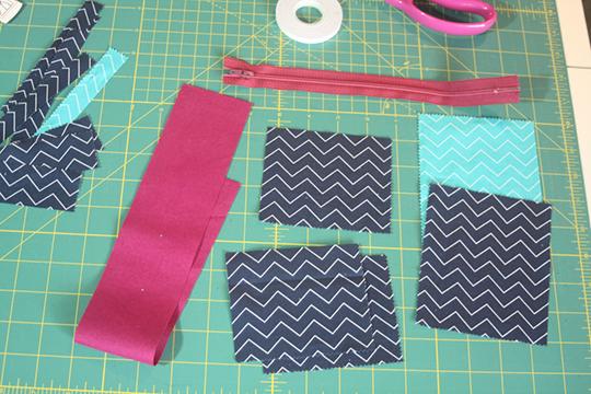 Free Pattern Hip Zip Bags C Amp T Publishing