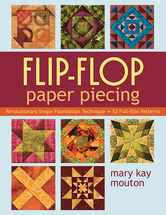Flip-Flop Paper Piecing Print-on-Demand Edition