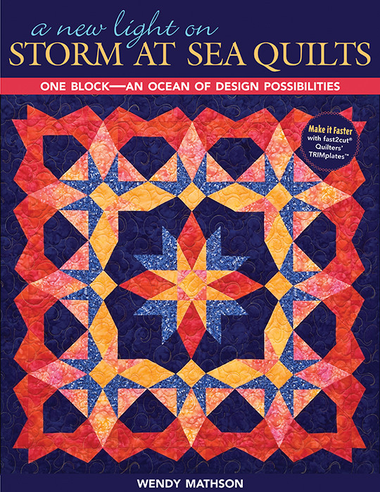 A New Light on Storm at Sea Quilts Print-on-Demand Edition