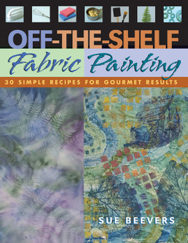 Off-the-Shelf Fabric Painting eBook
