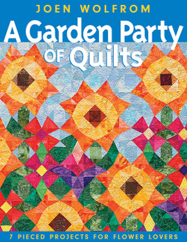 A Garden Party of Quilts eBook