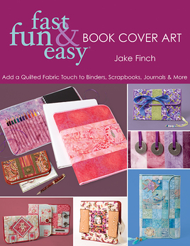 Fast, Fun & Easy Book Cover Art eBook