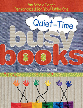 Quiet-Time Busy Books eBook