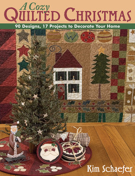 A Cozy Quilted Christmas eBook
