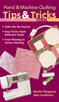 Hand & Machine Quilting Tips & Tricks Tool eBook