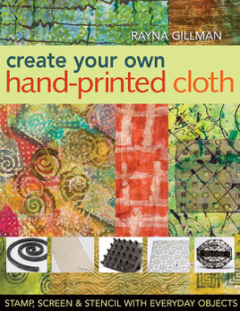 Create Your Own HandPrinted Cloth eBook