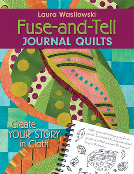 FuseandTell Journal Quilts eBook