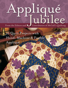 Applique Jubilee eBook