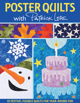 Poster Quilts with Patrick Lose eBook