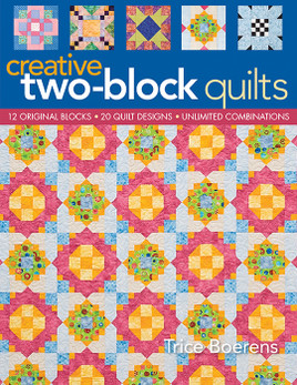 Creative Two-Block Quilts eBook