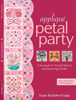 Applique Petal Party eBook