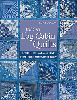 Folded Log Cabin Quilts eBook