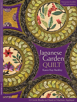 Japanese Garden Quilt eBook
