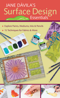 Jane Davila's Surface Design Essentials eBook