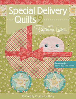 Special Delivery Quilts #2 with Patrick Lose eBook