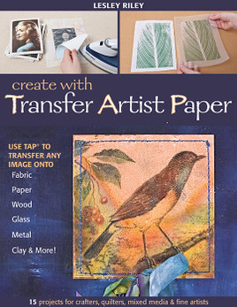 Create with Transfer Artist Paper eBook
