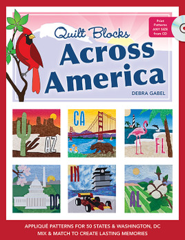 Quilt Blocks Across America eBook
