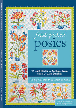 Fresh Picked Posies eBook