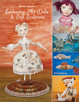 Enchanting Art Dolls & Soft Sculptures eBook