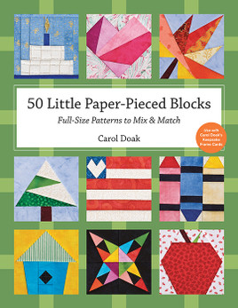 50 Little PaperPieced Blocks eBook