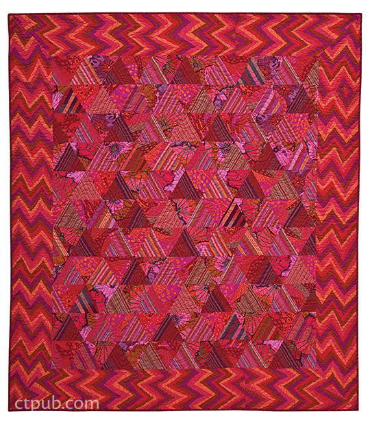 Fresh Perspectives: Reinventing 18 Classic Quilts from the International Quilt Study Center & Museum by Carol Gilham Jones & Bobbi Finley*