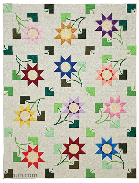 Sneaky Piecing: Beth's 20+ Tips, Tricks & Techniques for Cutting, Stitching, Pressing, Finishing & More • 6 Quilt Projects by Beth Ferrier