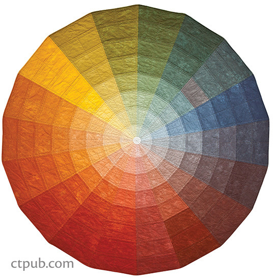 from Modern Color - An Illustrated Guide to Dyeing Fabric for Modern Quilts