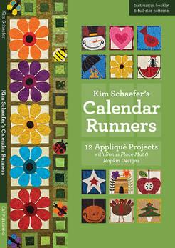Kim Schaefer's Calendar Runners eBook
