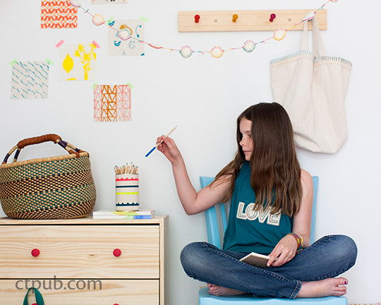 Fun projects for tweens from Fabric - Paper - Thread: 26 Projects to Stitch with Friends