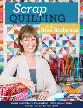 Scrap Quilting with Alex Anderson eBook